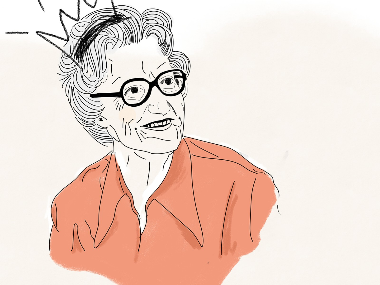 Illustration Cicely Saunders